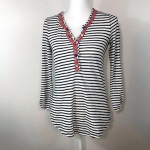 Postmark Anthropologie Striped Shirt - Size XS